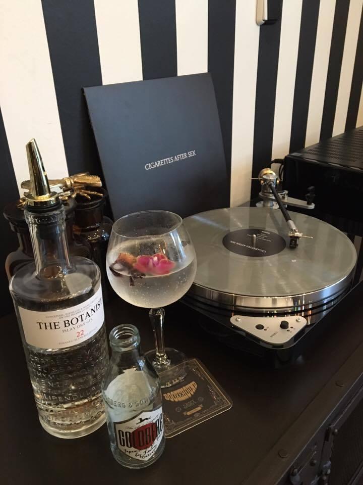 Gin und Musik!
