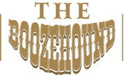 The Boozehound Sticky Logo
