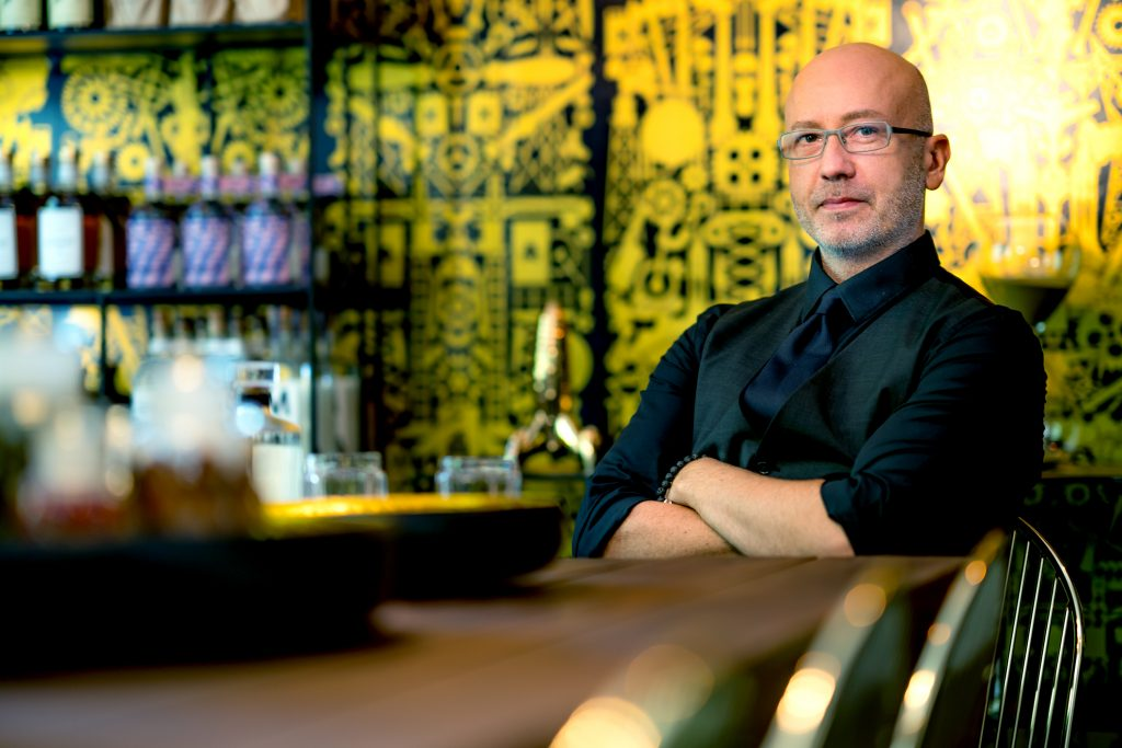 Alexander Riemer - Gin Tasting berlin
