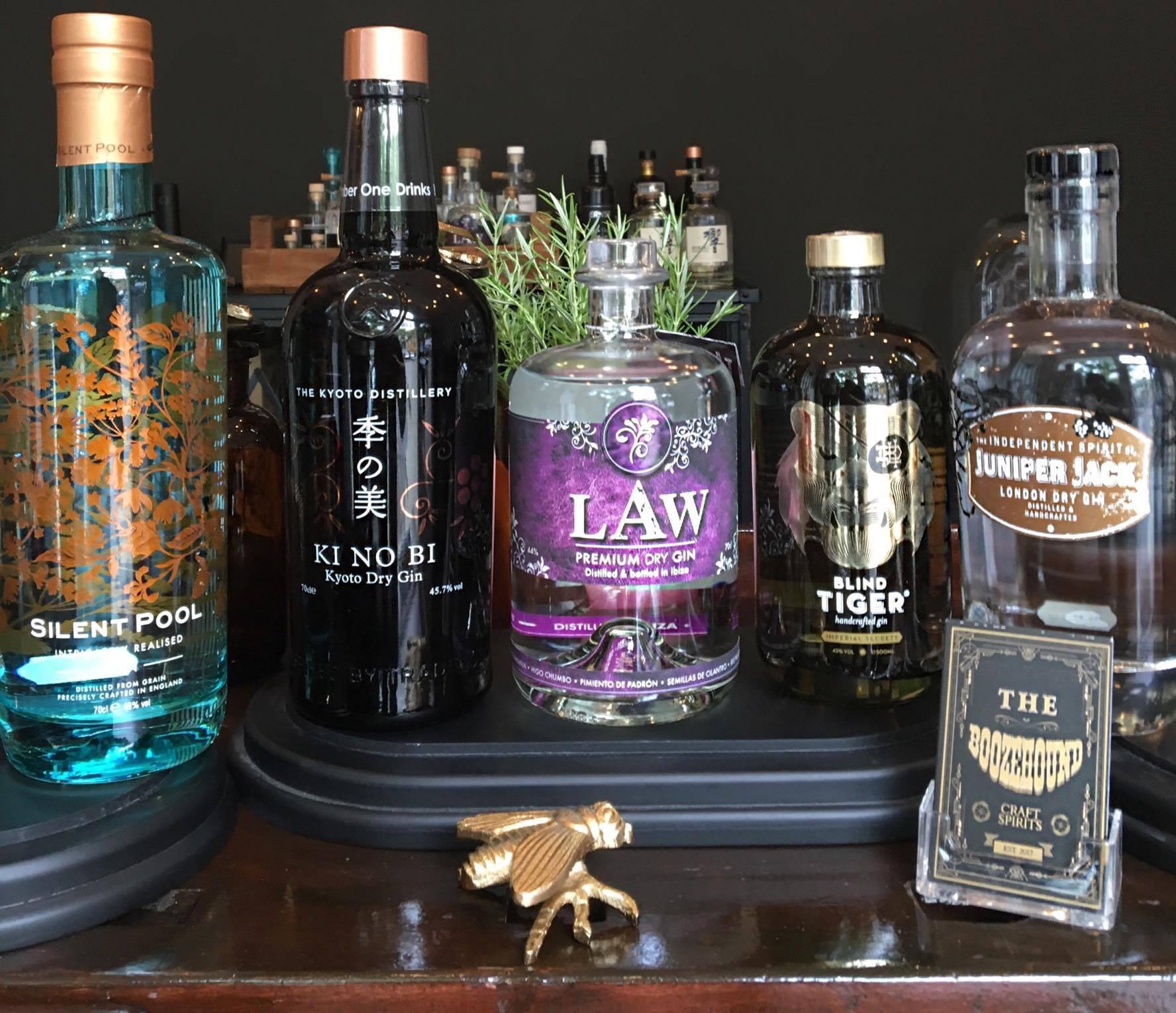 gin tasting event berlin