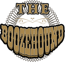 The Boozehound Retina Logo